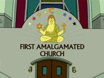 Futurama_-_First_Amalgamated_Church